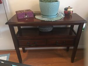 Pier 1 Anywhere Console Table for Sale in Washington, DC