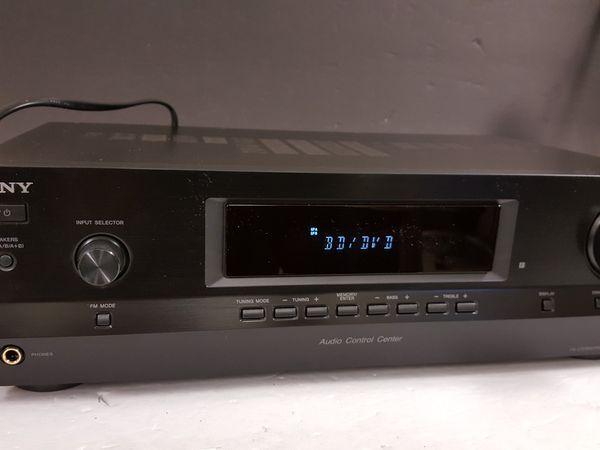 SONY Audio Reciever