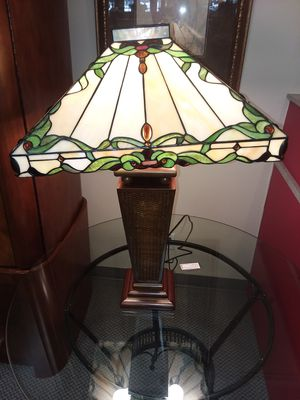 Tiffany-style lamp for Sale in Naples, FL