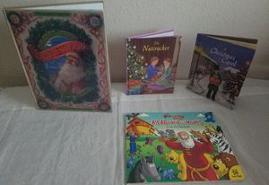 Christmas Books. 4 for Sale in Manvel, TX