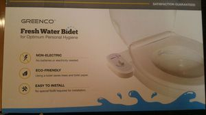 WATER BIDET for Sale in Silver Spring, MD