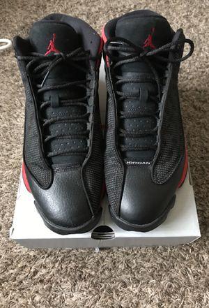 1040a329f6 Air Jordan Retro 13 Bred 10.5 men for Sale in Sacramento