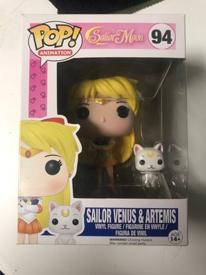 Funko pop sailor moon for Sale in Los Angeles, CA