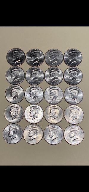 20 Piece JFK Half Dollar Coin Lot for Sale in Delray Beach, FL