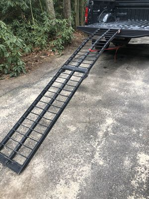 Motorcycle ramp for Sale in Millville, NJ