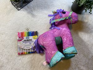 Purple doodle pony for Sale in Houston, TX