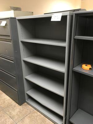 Adjustable five level metal shelf shelving # 13 for Sale in Sugar Land, TX