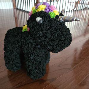 Black rose Unicorn for Sale in Glen Allen, VA