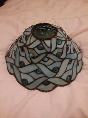 Antique tiffany lampshade for Sale in Beaverton, OR