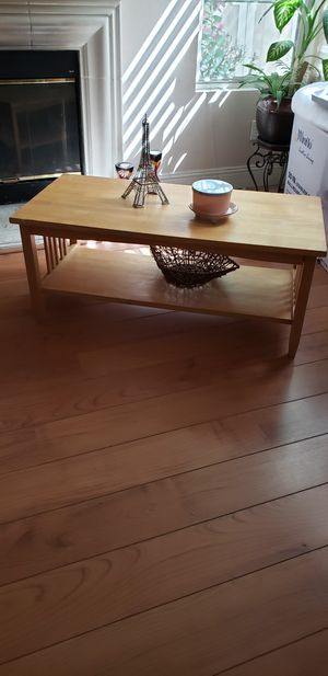 Coffee table 41 x 20 x 18 PENDING for Sale in Rocklin, CA