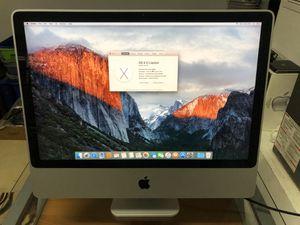 "24"" Apple iMac Desktop Computer for Sale in Leesburg, FL"