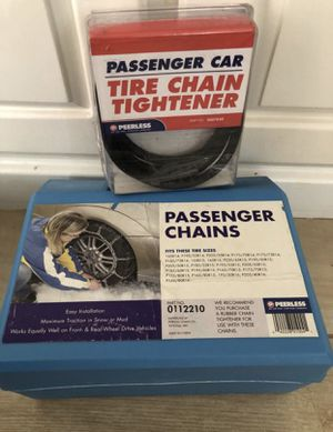 Car tire chains for Sale in Carlsbad, CA