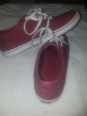 Maroon Van's womens size 6.5 for Sale in Colorado Springs, CO