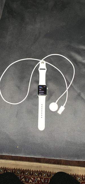 Apple Watch series 1 white color for Sale in Chantilly, VA