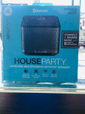 Jlab House party Bluetooth speaker for Sale in Margate, FL