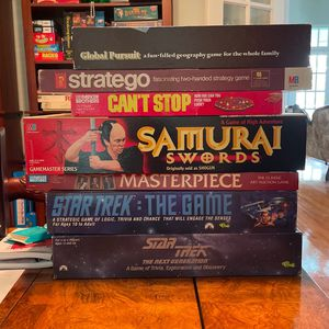 Assorted Board Games for Sale in Tampa, FL