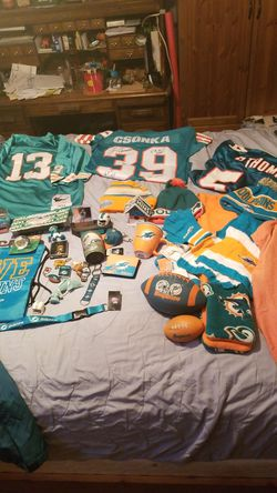 NFL Dolphins Package for Sale in North Highlands,  CA