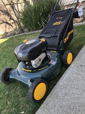 Lawn mower for Sale in Vacaville, CA