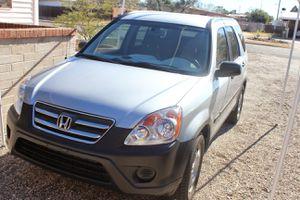 2006 Honda CRV LX for Sale in Tucson, AZ