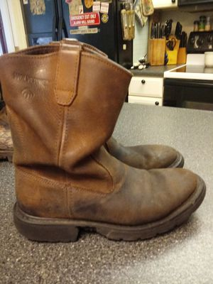 WOLVERINE WORK BOOTS SIZE 8.5 MEN for Sale in Greensboro, NC