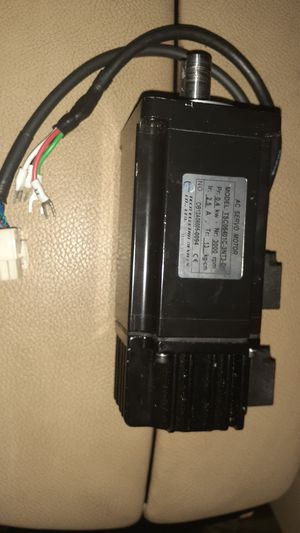 Ac servo motor model:TSC06401C for Sale in Seattle, WA