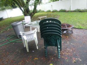 Outdoor patio furniture for Sale in Runnemede, NJ