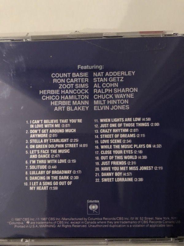 Tony Bennett CDs! 4 Cd albums .