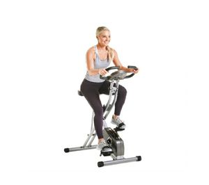 Foldable Exercise Bike with Pulse Monitoring for Home Workout for Sale in ROWLAND HGHTS, CA