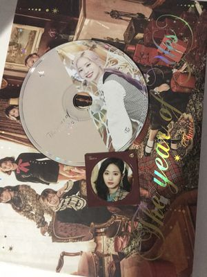 TWICE YEAR OF YES CHRISTMAS KPOP ALBUM for Sale in Tacoma, WA