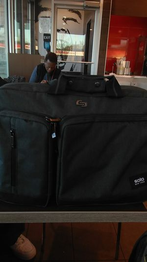 Solo New York Hybrid bag for Sale in Forest Park, GA