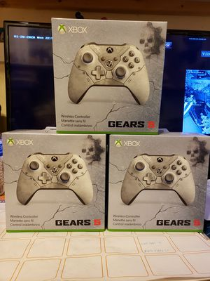 Brand New Gears 5 Controller $65 Each for Sale in Los Angeles, CA