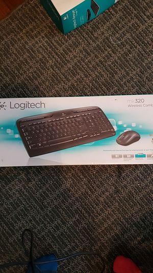 logitech mk320 for Sale in Affton, MO