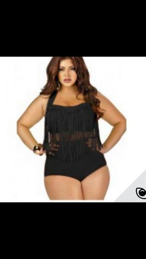 Newest Summer Plus size Tassels Bikinis High Waist for Sale in FL, US