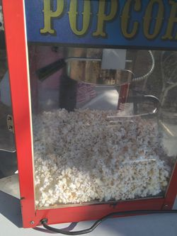 Party Popcorn Machine For Sale for Sale in Arlington,  TX