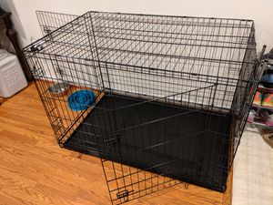 Large dog crate for Sale in Ashburn, VA