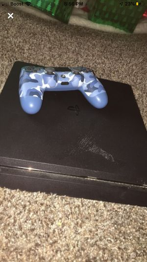 PlayStation 4 and controller for Sale in Harrisburg, PA