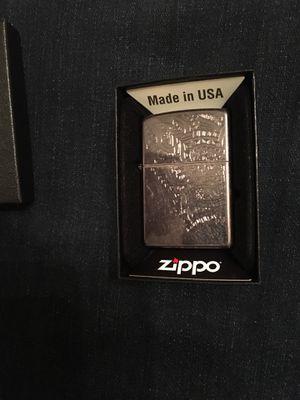 2018 zippo lighter for Sale in Media, PA