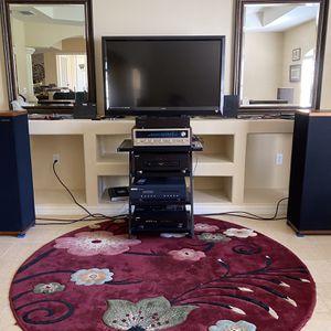 Legendary Polk Audio SDA 2B speakers - Excellent for Sale in Hudson, FL
