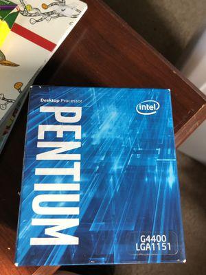 Intel pentium G4400 processor for Sale in Manchester, CT