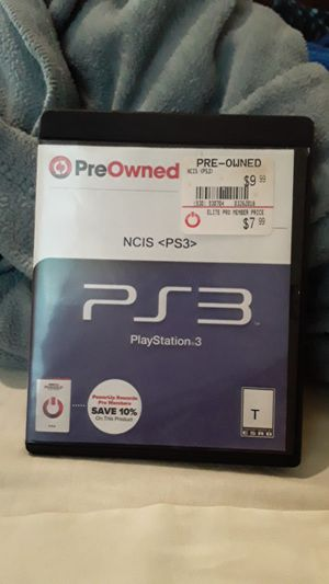 NCIS PS3 for Sale in Berkeley, MO