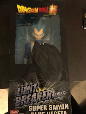 Limited edition dbz action figure for Sale in Allentown, PA