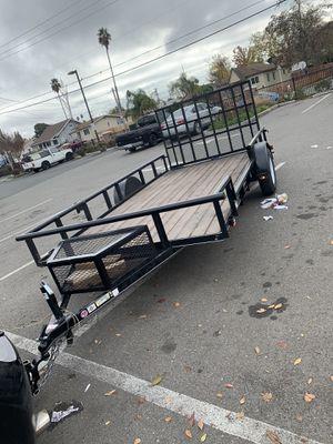 2019 CRRN 14 foot trailer for Sale in Berkeley, CA