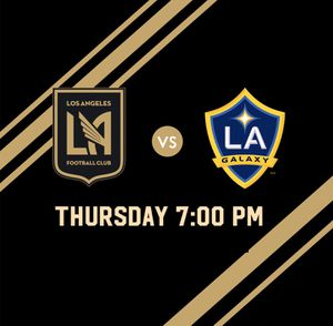 LAFC tickets for Sale in Los Angeles, CA