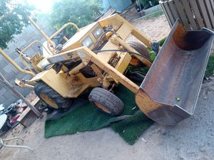 Selling terramite t5c tractor for Sale in Glendale, AZ