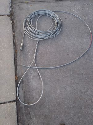 New wench cable for Sale in Palm Harbor, FL