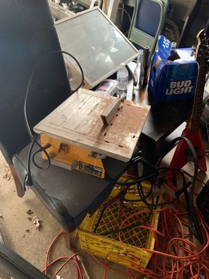 Ceramic Table Saw for Sale in Detroit, MI