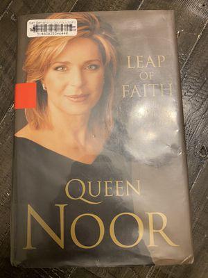 Leap of Faith Queen Noor for Sale in Redlands, CA