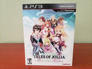 Tales Of Xillia Collector's Edition PS3 for Sale in Pittsburgh, PA