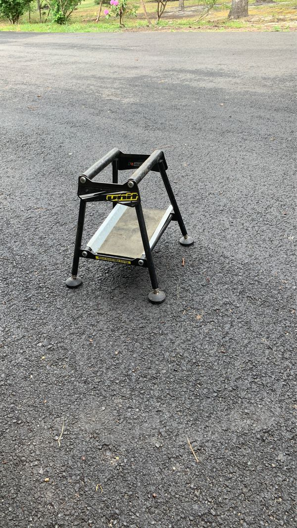 Dirtbike/motorcycle Stand