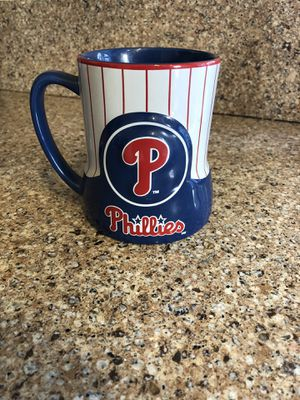Phillies Collectors Mug for Sale in Rancho Cucamonga, CA